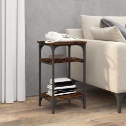 vidaXL Toldo para balcón tela oxford amarillo 90x500 cm