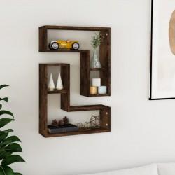 vidaXL Toldo para balcón de tela oxford rojo 75x600 cm