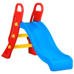 vidaXL Toldo para balcón tela oxford rojo 120x400 cm