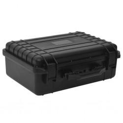 vidaXL Toldo para balcón tela oxford naranja 90x300 cm