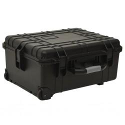 vidaXL Toldo para balcón tela oxford naranja 90x400 cm