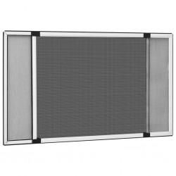 vidaXL Toldo para balcón tela oxford naranja 120x400 cm