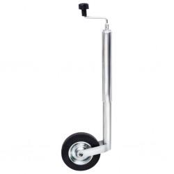 vidaXL Toldo para balcón de tela oxford naranja 120x600 cm