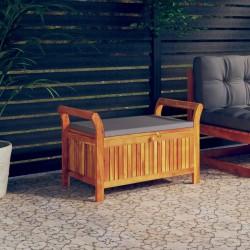 vidaXL Toldo para balcón tela oxford marrón 90x300 cm