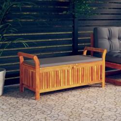 vidaXL Toldo para balcón tela oxford marrón 90x500 cm