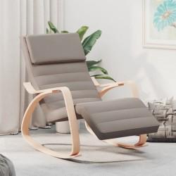 vidaXL Toldo para balcón tela oxford marrón 75x300 cm