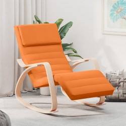 vidaXL Toldo para balcón de tela oxford marrón 75x400 cm