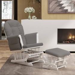 vidaXL Toldo para balcón tela oxford marrón 90x400 cm