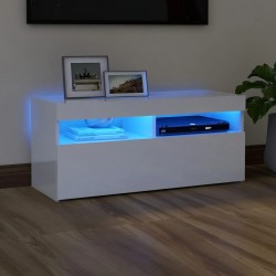 vidaXL Toldo para balcón de tela oxford marrón 120x600 cm