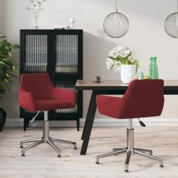 vidaXL Traje de Hombre Dos Piezas con Corbata Color Rosa Talla 52