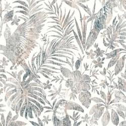 vidaXL Rail barra y alcachofa de ducha 2 piezas metal