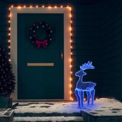 vidaXL Traje de Hombre Dos Piezas con Corbata Color Rosa Talla 56