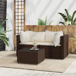 vidaXL Espejo de baño aglomerado blanco y roble Sonoma 60x10,5x37 cm
