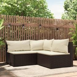 vidaXL Espejo de baño aglomerado blanco brillante 60x10,5x37 cm