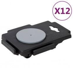 vidaXL Espejo de baño aglomerado color roble Sonoma 100x10,5x37 cm