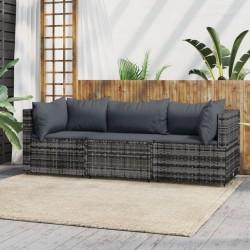 vidaXL Espejo de baño aglomerado blanco brillante 100x10,5x37 cm
