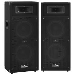 vidaXL Sillas de oficina giratorias 2 unidades tela azul
