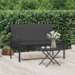 vidaXL Sillas de oficina giratorias 2 unidades tela gris amarillo