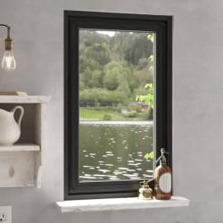 vidaXL Sillas de oficina giratorias 2 unidades tela rojo vino tinto