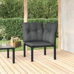vidaXL Bicicleta montaña 21 velocidades 29 pulgadas rueda 58 cm negro