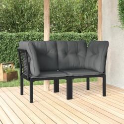 vidaXL Bicicleta montaña 21 velocidades 27,5 pulgadas rueda 42cm negro