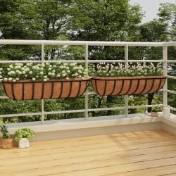 vidaXL Lámina de piedra arena natural 250x40 cm