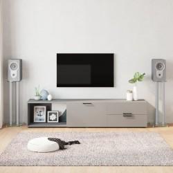 vidaXL Lámina de piedra arena natural 500x40 cm