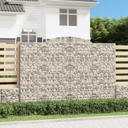 vidaXL Lámina de piedra gris 1000x40 cm