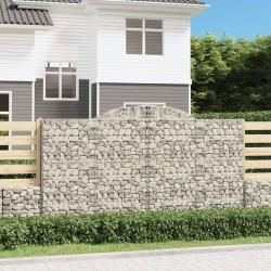 vidaXL Lámina de piedra gris 150x60 cm