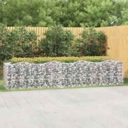 vidaXL Lámina de piedra gris 250x60 cm