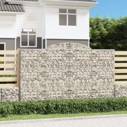 vidaXL Lámina de piedra gris 1000x60 cm