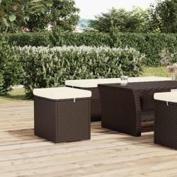 vidaXL Silla de camping plegable de 2 plazas acero y tela azul