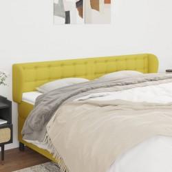 vidaXL Puerta de valla de acero verde 100x101 cm