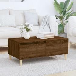vidaXL Estantería de 4 niveles madera maciza de roble 40x30x125 cm
