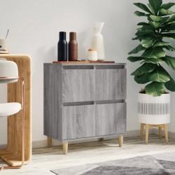 vidaXL Manguito de manos para carrito de bebé 55x25 cm negro