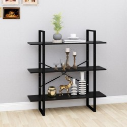 vidaXL Set de funda de edredón algodón azul 240x220/60x70 cm