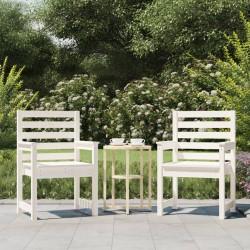 vidaXL Pantalones de chef banda elástica y cordón talla L negro 2 uds