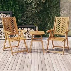 vidaXL Set funda de edredón diseño floral blanco 240x220/60x70 cm