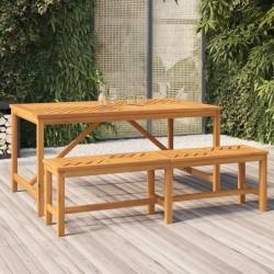 vidaXL Set de funda de edredón diseño a rayas rojo 200x220/60x70 cm