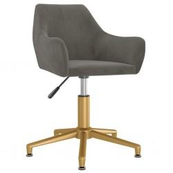 vidaXL Anclajes de valla 2 uds acero galvanizado plateado 10x6x60 cm