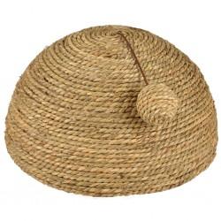 vidaXL Juego de bistró para jardín 4 piezas madera maciza de acacia
