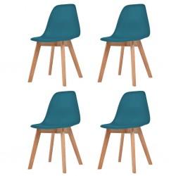 vidaXL Carrito de mano de jardín rojo 150 kg