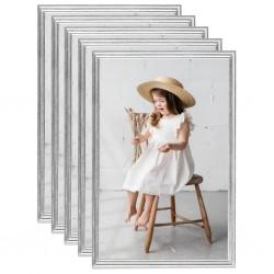 vidaXL Jardinera de gaviones de acero galvanizado 270x30x90 cm