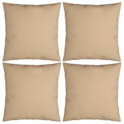 vidaXL Asiento de suelo plegable 2 unidades acero y tela gris