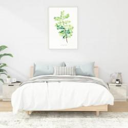 vidaXL Mampara de ducha accesible vidrio templado 80x195 cm