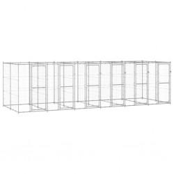 vidaXL Banco columpio madera maciza teca y cojín gris antracita 120 cm