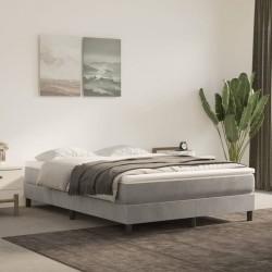 vidaXL Cancela de valla doble puerta con puntas acero negro 3x1,75 m
