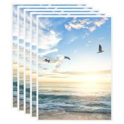 vidaXL Puerta de malla para jardín de acero verde 400x125 cm