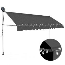 vidaXL Espejo de baño aglomerado color roble Sonoma 80x10,5x37 cm