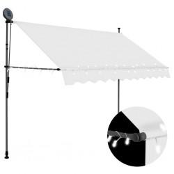 vidaXL Espejo de baño aglomerado blanco brillante 80x10,5x37 cm